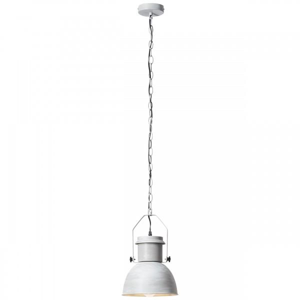 Brilliant 93590/70 Salford Pendelleuchte 23cm Metall LED Lampen