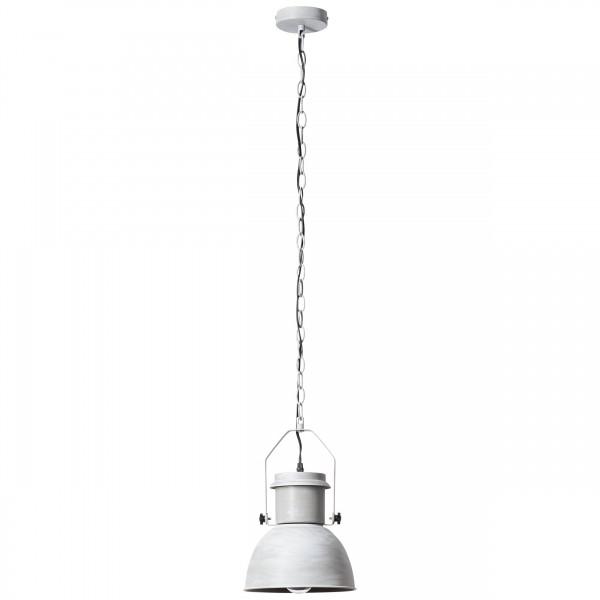 Brilliant 93590/70 Salford Pendelleuchte 23cm Metall schoene lampenwelt