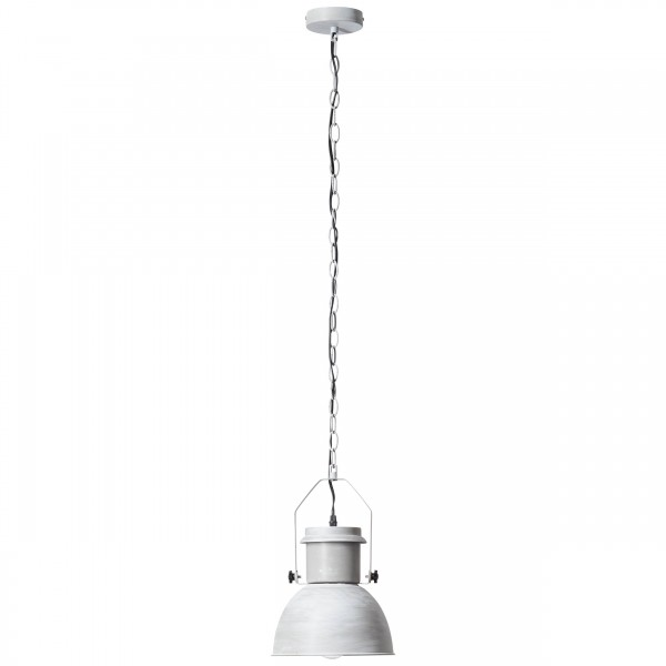 Brilliant 93590/70 Salford Pendelleuchte 23cm Metall Beleuchtung