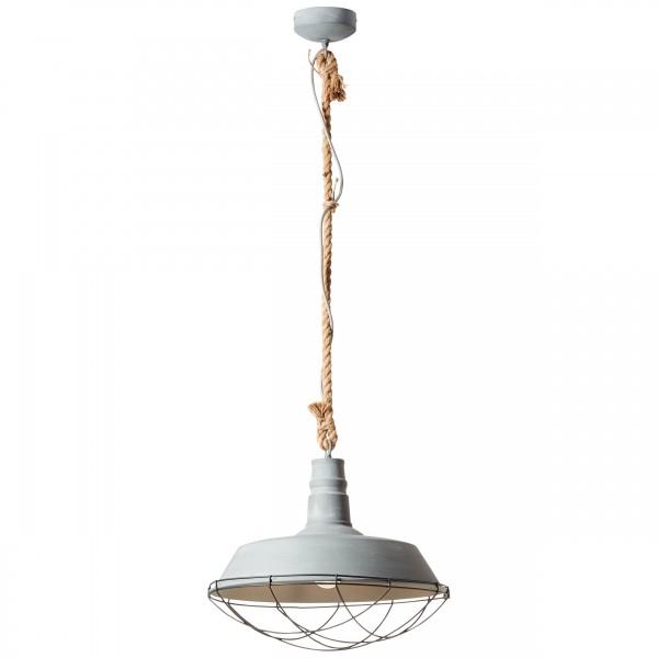 Brilliant 93614/70 Rope Pendelleuchte 47cm Metall LED Lampen