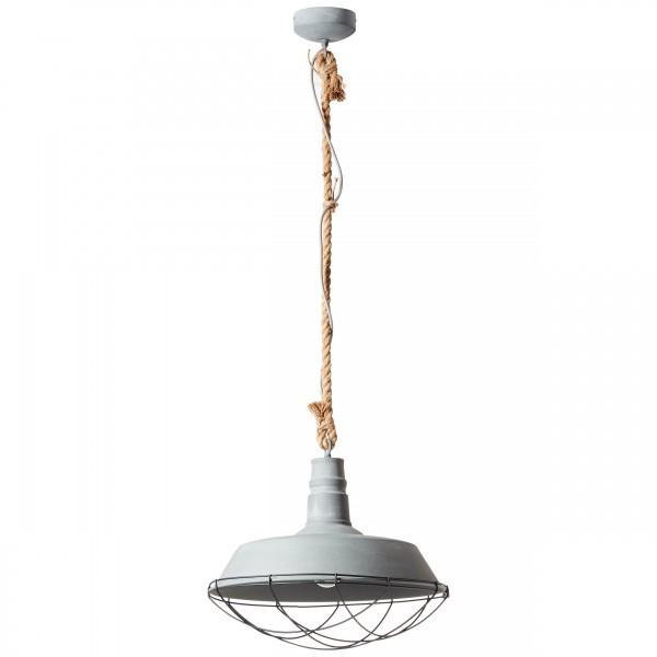 Brilliant 93614/70 Rope Pendelleuchte 47cm Metall schoene lampenwelt