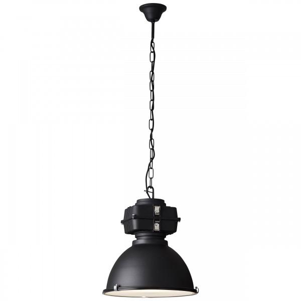Brilliant 93678/06 Anouk Pendelleuchte 40cm (Glas) Metall/Glas LED Lampen