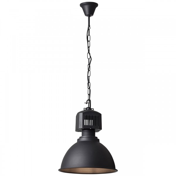 Brilliant 93681/06 Blake Pendelleuchte 39cm Metall LED Lampen