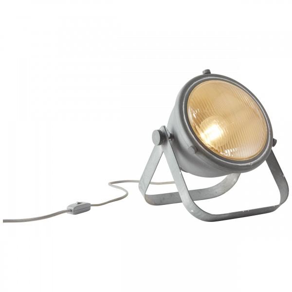 Brilliant 93682/70 Bo Tischleuchte (Glas) Metall/Glas schoene lampenwelt