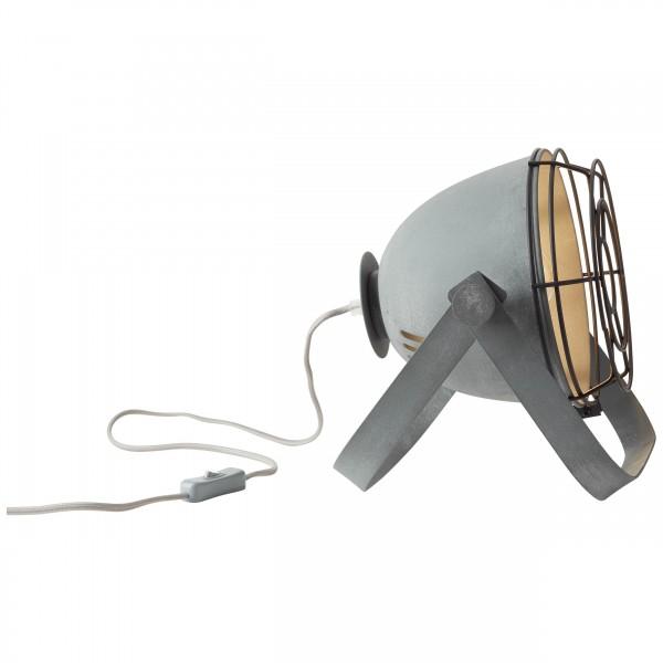 Brilliant 93683/70 Bo Tischleuchte (Gitter) Metall schoene lampenwelt