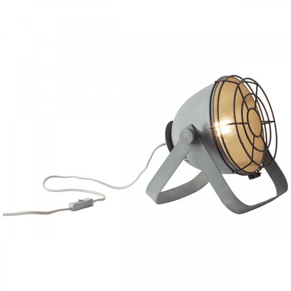 Brilliant 93683/70 Bo Tischleuchte (Gitter) Metall Leuchten