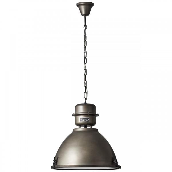 Brilliant 93758/46 Kiki Pendelleuchte 48cm Metall/Glas Beleuchtung