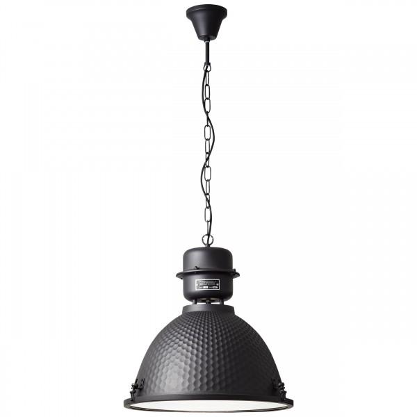 Brilliant 93758/86 Kiki Pendelleuchte 48cm Metall/Glas LED Lampen