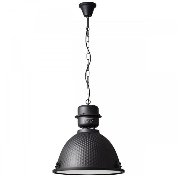 Brilliant 93758/86 Kiki Pendelleuchte 48cm Metall/Glas schoene lampenwelt