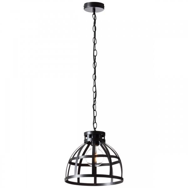 Brilliant 93772/06 Magda Pendelleuchte 30cm Metall LED Lampen