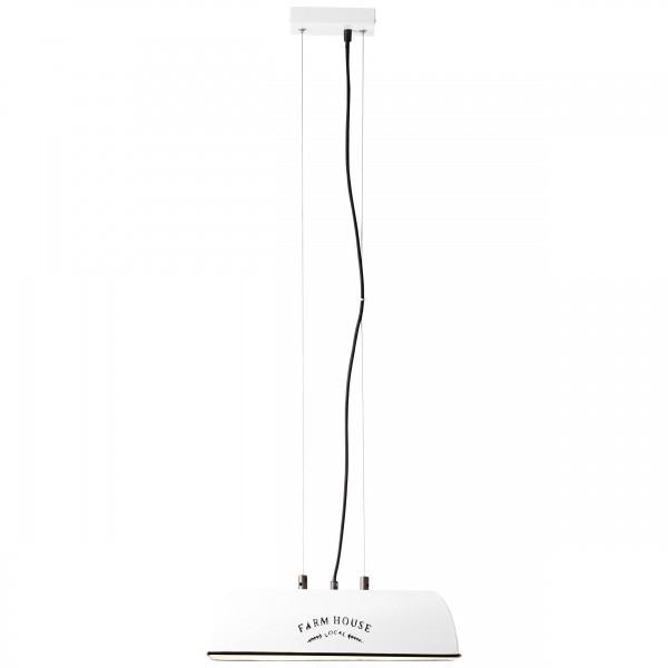 Brilliant 93782/05 Farm Life Pendelleuchte 45cm Metall LED Lampen