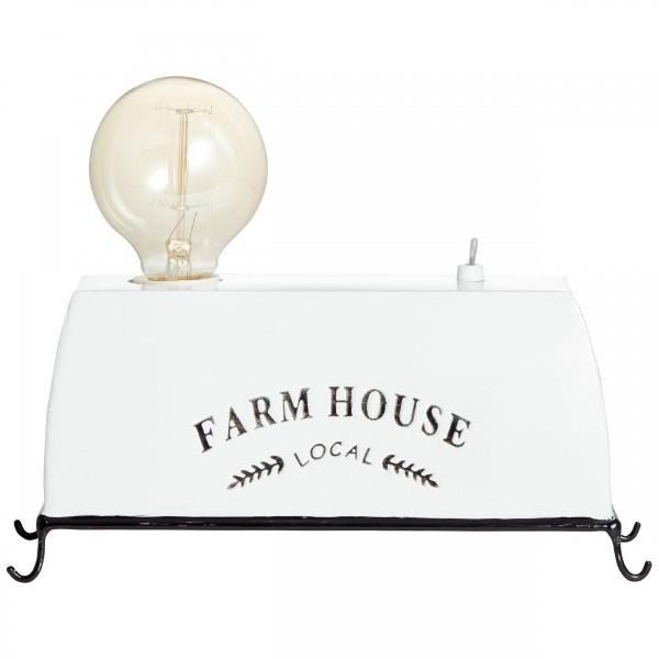 Brilliant 93784/05 Farm Life Tischleuchte Metall schoene lampenwelt