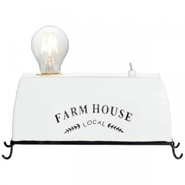 Brilliant 93784/05 Farm Life Tischleuchte Metall Leuchten