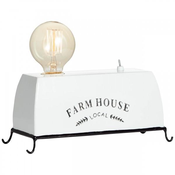 Brilliant 93784/05 Farm Life Tischleuchte Metall Beleuchtung