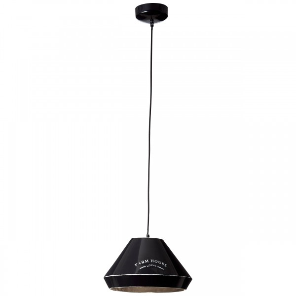 Brilliant 93786/06 Grain Pendelleuchte 33cm Metall LED Lampen