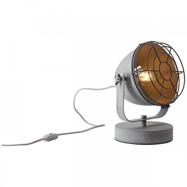 Brilliant 94927/70 Carmen Tischleuchte 31cm (Gitter) Metall schoene lampenwelt