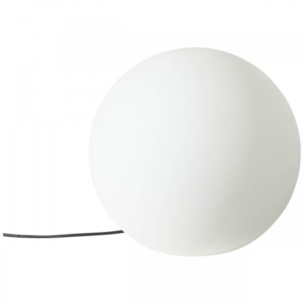 Brilliant 96341/05 Garden Aussen-Lichtkugel 45cm Kunststoff schoene lampenwelt