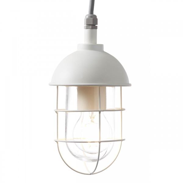 Brilliant 96349/05 Utsira Aussenpendelleuchte Metall/Glas LED Lampen
