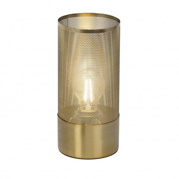 Brilliant 98940/18 Gracian Tischleuchte Metall LED Lampen