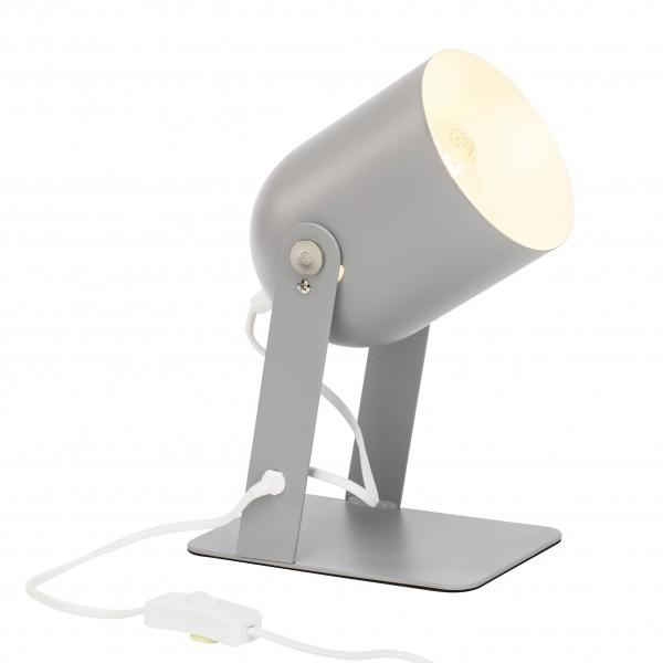 Brilliant 98960/22 Yan Tischleuchte 29cm Metall LED Lampen