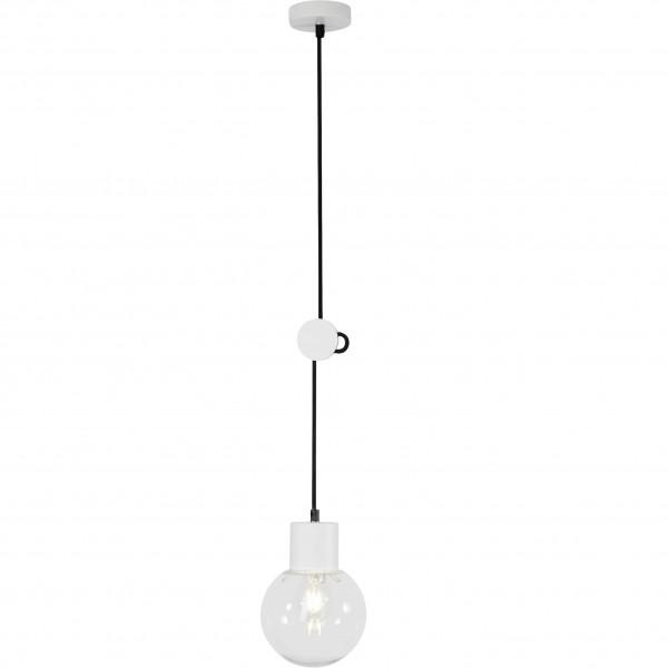 Brilliant 98974/05 Dot Pendelleuchte 15cm Glas/Metall LED Lampen