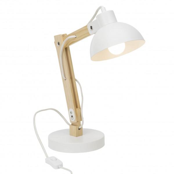 Brilliant 98979/05 Moda Tischleuchte Metall/Holz LED Lampen