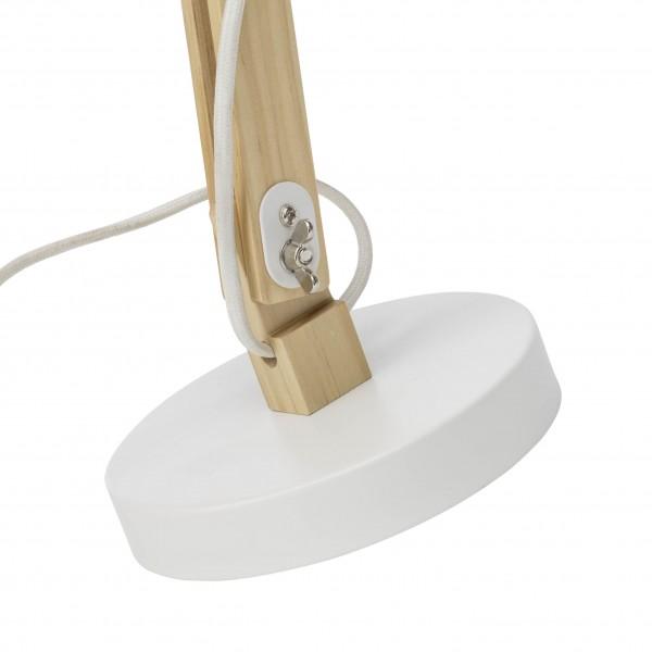 Brilliant 98979/05 Moda Tischleuchte Metall/Holz Leuchten