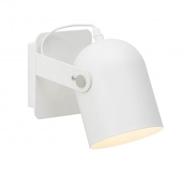 Brilliant 98982/05 Yan Wandspot mit Schalter Metall LED Lampen