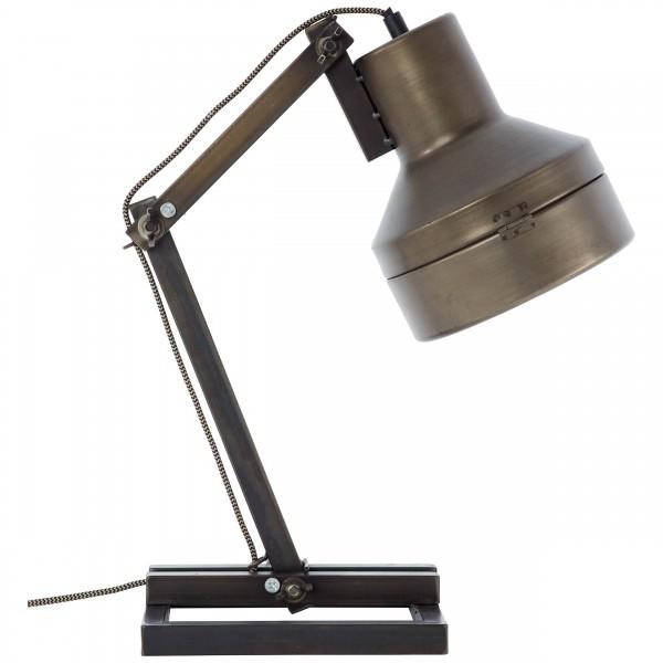 Brilliant 99037/46 Hardwork Tischleuchte Metall/Glas Leuchten