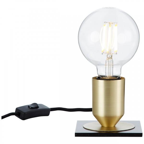 Brilliant 99064/78 Kandler Tischleuchte Metall Beleuchtung