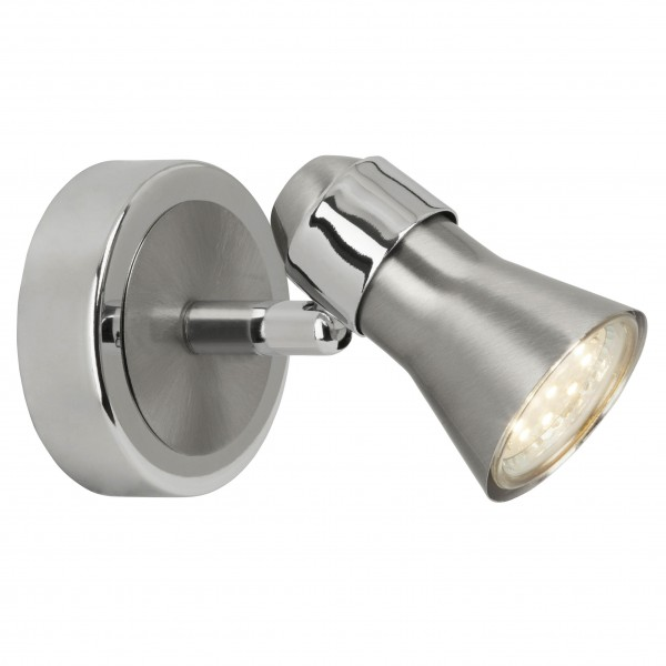 Brilliant G15410/77 Sanny Wandspot Metall LED Lampen