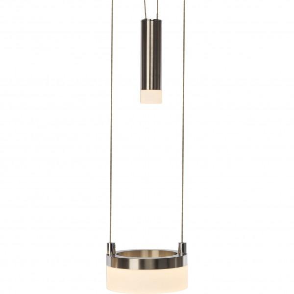 Brilliant G17570/13 Better Pendelleuchte, 1-flammig Metall/Kunststoff schoene lampenwelt