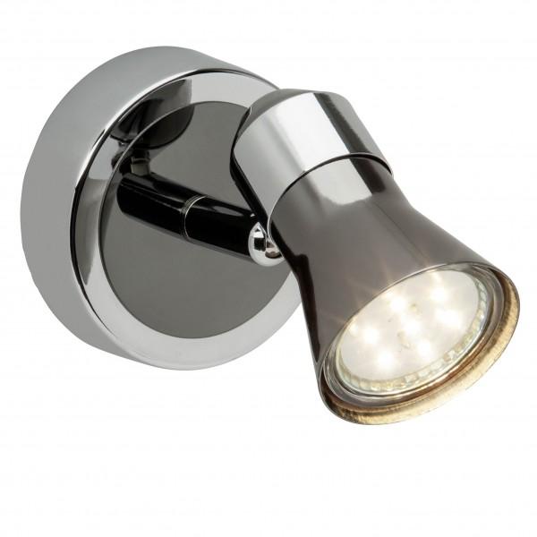 Brilliant G18310/76 Jupp Wandspot Metall LED Lampen