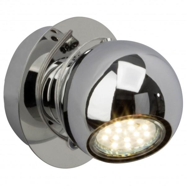 Brilliant G21610/15 Magnito Wandspot Metall LED Lampen