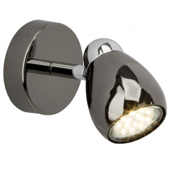 Brilliant G21710/76 Milano Wandspot Metall LED Lampen