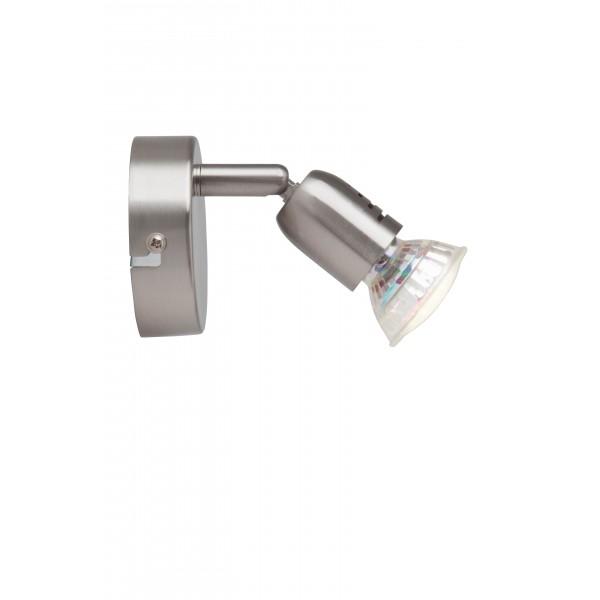 Brilliant G28810/13 Loona Wandspot Metall schoene lampenwelt