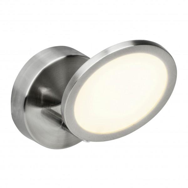 Brilliant G30510/13 Pluto Wandspot Metall/Kunststoff LED Lampen