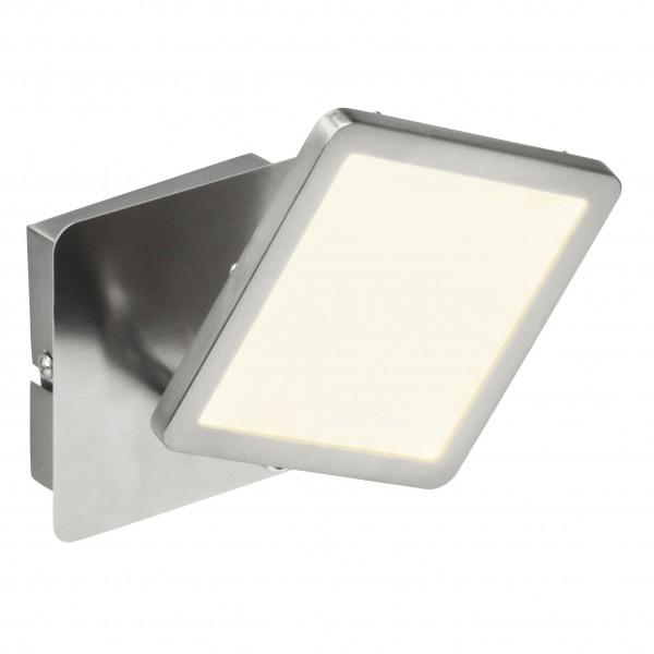 Brilliant G33810/13 Uranus Wandspot Metall/Kunststoff LED Lampen