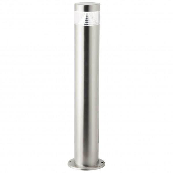Brilliant G43485/82 Avon Aussensockelleuchte 50cm Edelstahl/Kunststoff LED Lampen
