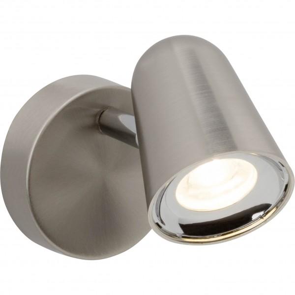 Brilliant G50610/13 Nifty Wandspot Metall LED Lampen
