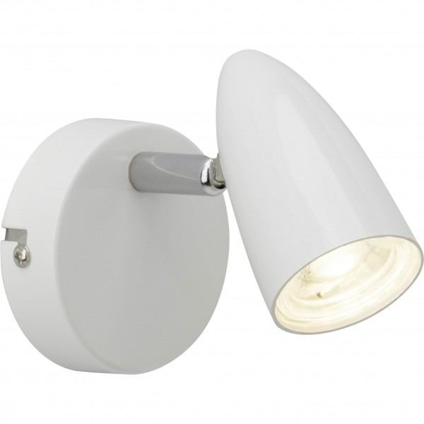 Brilliant G50710/05 Nano Wandspot Metall/Kunststoff LED Lampen