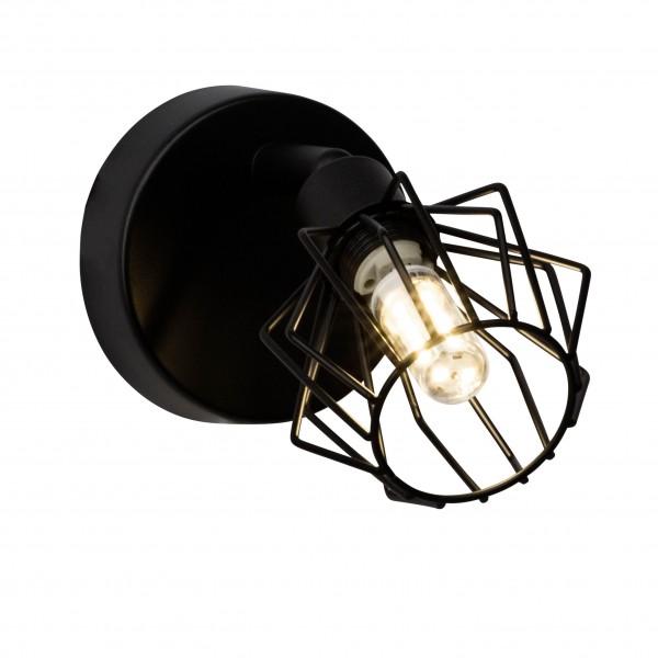 Brilliant G54110/06 Noris Wandspot Metall LED Lampen