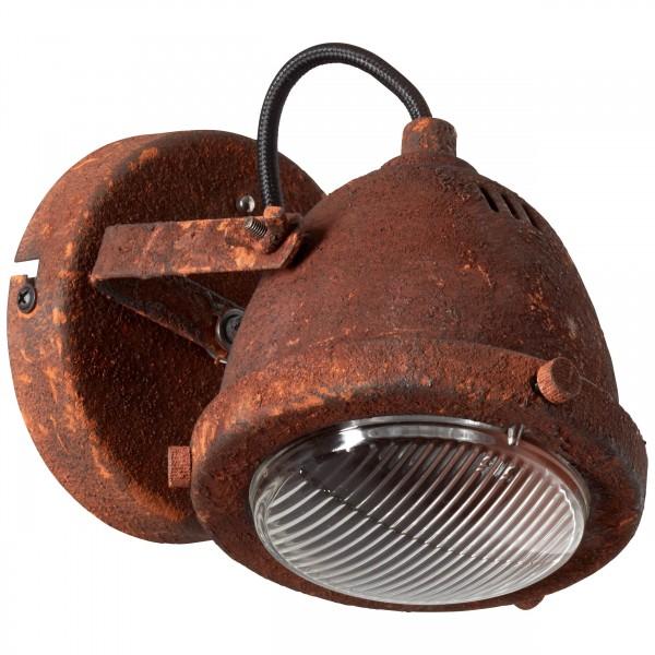Brilliant G55410/55 Carmen Wandspot Metall schoene lampenwelt
