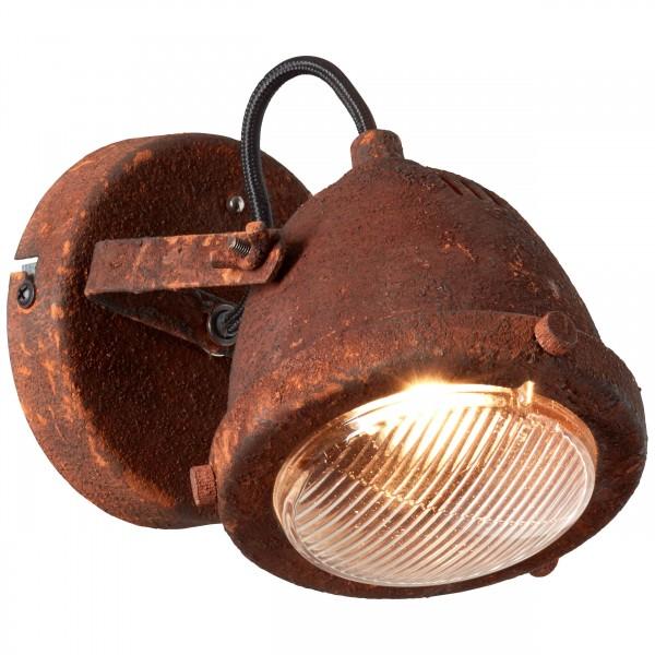 Brilliant G55410/55 Carmen Wandspot Metall Beleuchtung