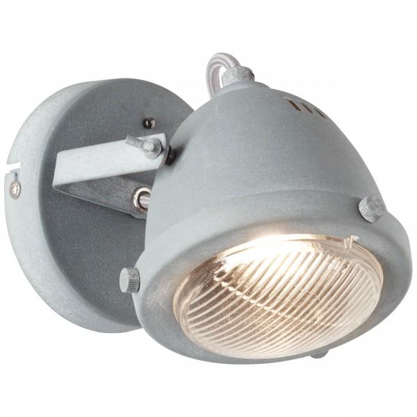 Brilliant G55410/70 Carmen Wandspot Metall/Glas LED Lampen