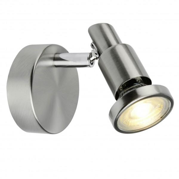 Brilliant G57410/77 Ryan Wandspot Metall LED Lampen
