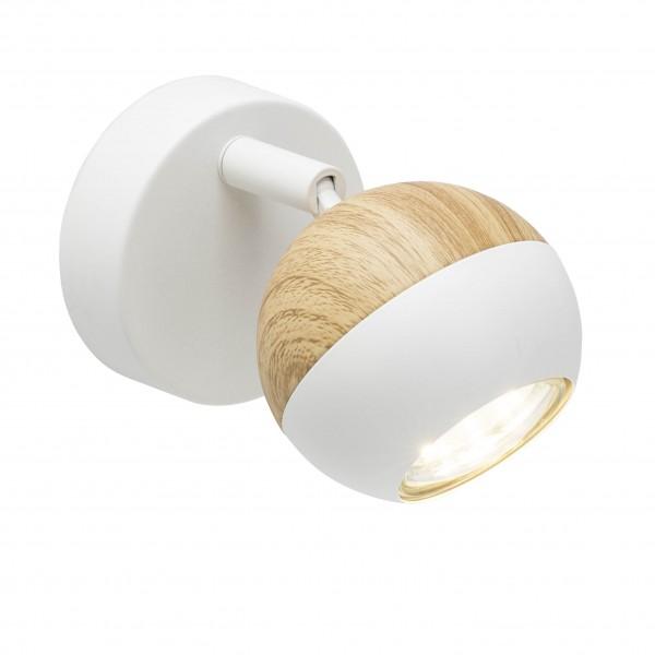 Brilliant G59410/75 Scan Wandspot Metall LED Lampen