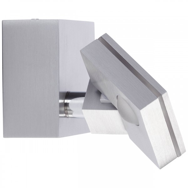 Brilliant G72510/21 90 Degree Wandspot Metall/Kunststoff schoene lampenwelt