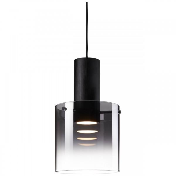 Brilliant G75570/93 Beth Pendelleuchte, 1-flammig Metall/Glas Leuchten