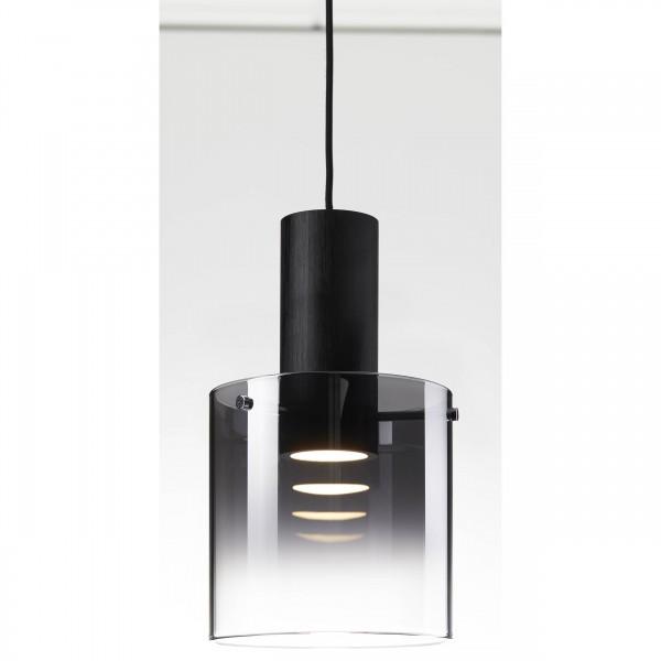 Brilliant G75573/93 Beth Pendelleuchte, 3-flammig Metall/Glas Leuchten